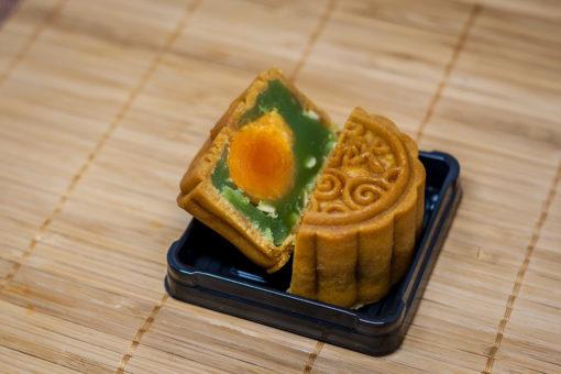 Original Pandan Mooncake